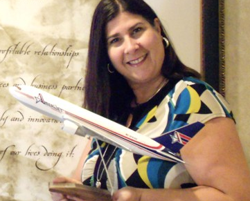 """Jennifer Torlone Internet Marketing at Amerijet"""